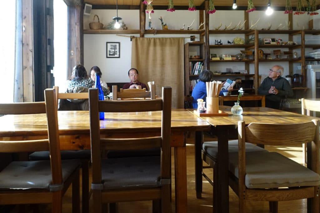 八ヶ岳『自然屋(しぜんや)』郷土料理