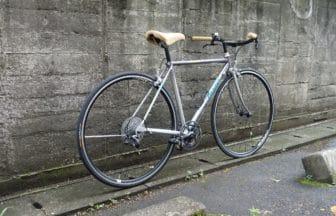 【自転車DIY】GIANT(ジャイアント)のクロモリロード「Peloton」を街乗りコミューター仕様にカスタム