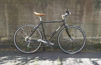 【自転車DIY】JAMIS(ジェイミス)のランドナー「Aurora」をMTBパーツでカスタム